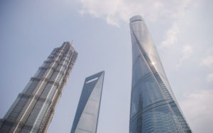Apparent Rent Anomalies in the Shanghai Office Market